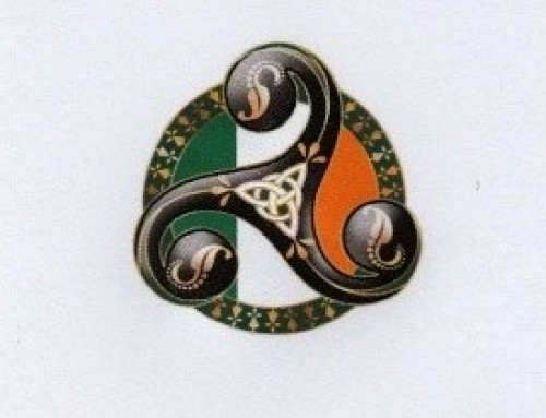 Conférence : «La Révolution Irlandaise et son rôle….», par F. Régnier, le 19 mars 2016