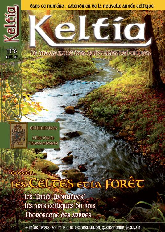 Keltia Magazine n°06 - octobre 2007