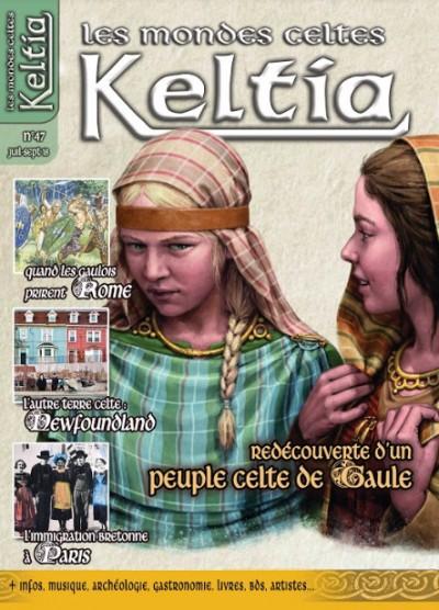 Magazine Keltia