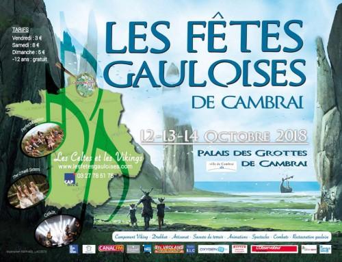 Fête Gauloises de Cambrai
