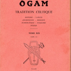 OGAM Tradition Celtique